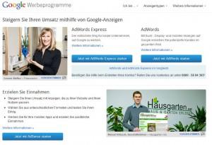 Google Werbung Coburg